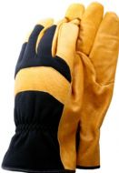 Town & Country Classics De-Luxe Soft Leather Gloves - Men's Size - L